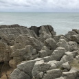 Differential Erosion in Paparoa National Park