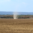 Roadside Dust Devil