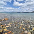 Utah and Idaho's Colorful Bear Lake
