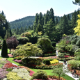Vancouver Island's Classic Butchart Gardens