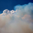 Beneath A Pyrocumulus Cloud