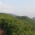 Hiking Dragon's Back Trail in Hong Kong
