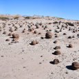 Field of Balls at Ichigualasto Provincial Park