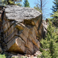 The Stone Face of the Uinta Mountains