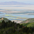 The Shrinking Great Salt Lake
