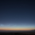Noctilucent Clouds Observed from Northeastern Germany