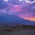Mount Ararat at Sunset