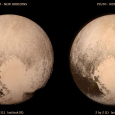 First High-Quality Real Stereo Image of Pluto