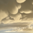 Mammatus Clouds Observed over Berlin, Germany