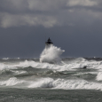 November Gales on Lake Michigan