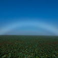 Lunar Fogbow Observed in Saxony, Germany