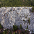 Madison Limestone in the Little Rockies of Montana