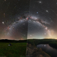 Lost Meteors Due to Light Pollution