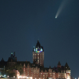 Comet NEOWISE Seen from Quebec City