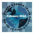 February 2013 Viewer's Choice