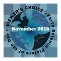 November 2015 Viewer's Choice